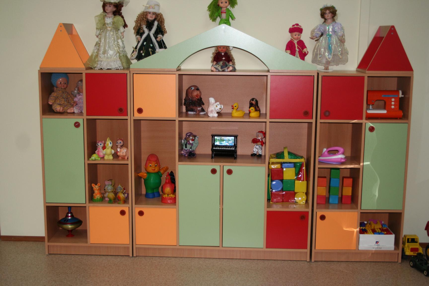 Производство мебели для детских садов и школьных учереждений.